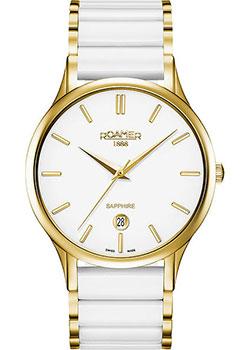 Швейцарские наручные  мужские часы Roamer 657.833.48.25.60. Коллекция Classic Line.