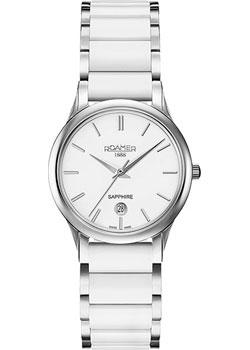 Швейцарские наручные  женские часы Roamer 657.844.41.25.60. Коллекция Classic Line.