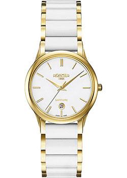 Швейцарские наручные  женские часы Roamer 657.844.48.25.60. Коллекция C-Line
