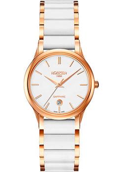 Швейцарские наручные  женские часы Roamer 657.844.49.25.60. Коллекция Classic Line