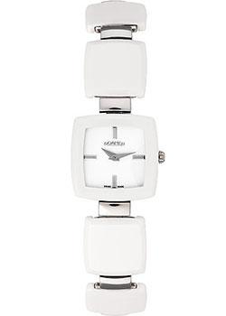 Швейцарские наручные  женские часы Roamer 672.953.91.25.60. Коллекция Ceramic Square