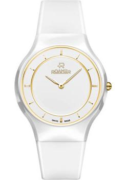 Швейцарские наручные  женские часы Roamer 683.830.48.25.06. Коллекци Ceraline