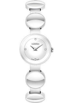 Швейцарские наручные  женские часы Roamer 686.836.41.29.60. Коллекция Ceraline