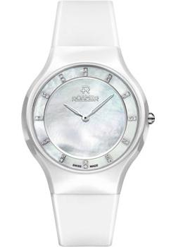 Швейцарские наручные  женские часы Roamer 687.830.41.29.06. Коллекция Ceraline