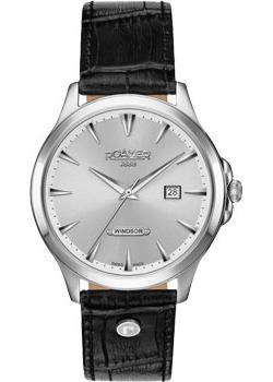 Швейцарские наручные  мужские часы Roamer 705.856.41.05.07. Коллекци Windsor