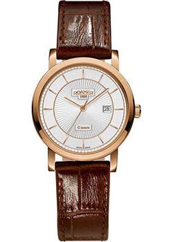 Швейцарские наручные  женские часы Roamer 709.844.49.17.07. Коллекция Classic Line