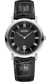 Купить Часы мужские Швейцарские наручные  мужские часы Roamer 934.856.41.51.09. Коллекция Limelight  Швейцарские наручные  мужские часы Roamer 934.856.41.51.09. Коллекция Limelight