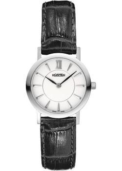 Швейцарские наручные  женские часы Roamer 934.857.41.25.09. Коллекци Limelight