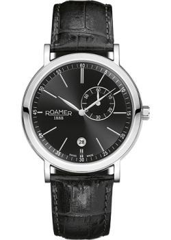 Швейцарские наручные  мужские часы Roamer 934.950.41.55.05. Коллекци Vanguard
