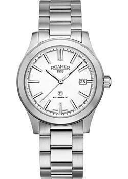 Швейцарские наручные мужские часы Roamer 949.660.41.25.90. Коллекция Swiss Matic фото