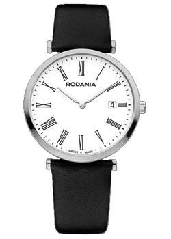 Швейцарские наручные  женские часы Rodania 25056.22. Коллекция Elios
