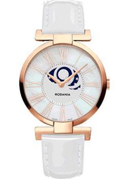 Швейцарские наручные  женские часы Rodania 25106.33. Коллекция Tyara.