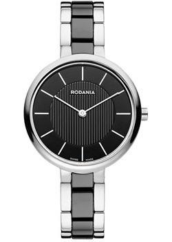 Швейцарские наручные  женские часы Rodania 25115.46. Коллекция Firenze