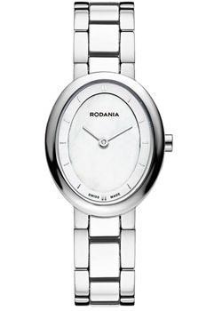 Швейцарские наручные  женские часы Rodania 25116.40. Коллекция Firenze