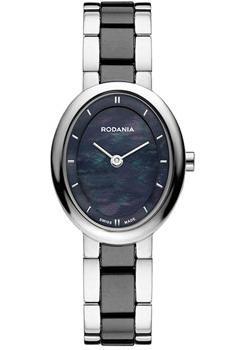 Швейцарские наручные  женские часы Rodania 25116.46. Коллекция Firenze