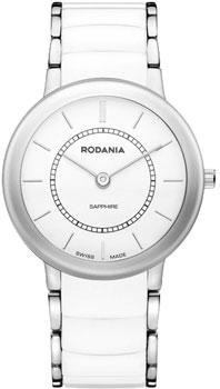 Швейцарские наручные  женские часы Rodania 25122.40. Коллекция Napoli