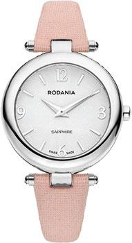Швейцарские наручные  женские часы Rodania 25125.20. Коллекция Modena Швейцарские наручные  женские часы Rodania 25125.20. Коллекция Modena