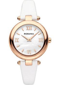Швейцарские наручные  женские часы Rodania 25125.33. Коллекция Montreal