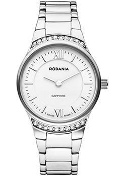 Швейцарские наручные  женские часы Rodania 25126.40. Коллекция Calgary
