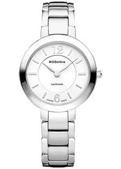 Швейцарские наручные  женские часы Rodania 25130.40. Коллекция Paris