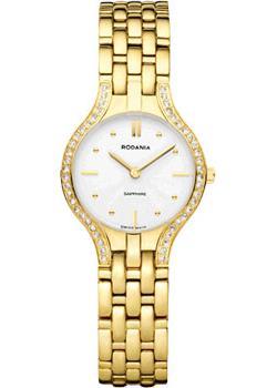 Швейцарские наручные  женские часы Rodania 25133.60. Коллекция Milano