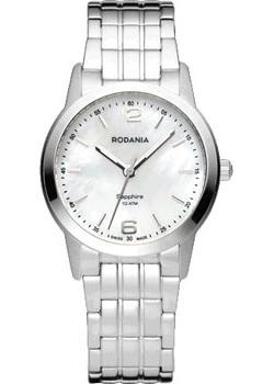 Швейцарские наручные  женские часы Rodania 25137.40. Коллекция Vancouver