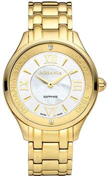 Швейцарские наручные  женские часы Rodania 25152.62. Коллекция Star