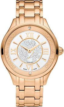 Швейцарские наручные  женские часы Rodania 25152.63. Коллекция Star
