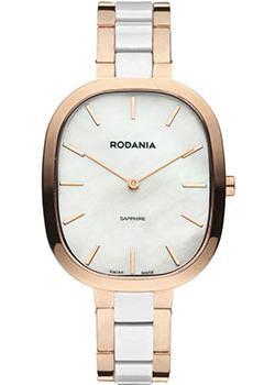 Швейцарские наручные  женские часы Rodania 25157.43. Коллекция Firenze