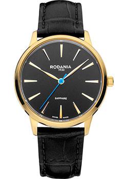 Швейцарские наручные  женские часы Rodania 25162.36. Коллекция Montreaux