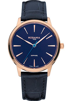 Швейцарские наручные  женские часы Rodania 25162.39. Коллекция Montreaux