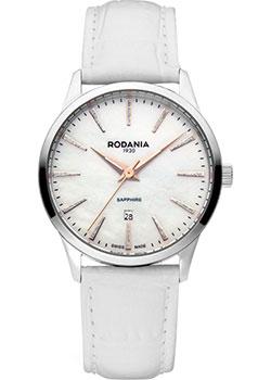 Швейцарские наручные  женские часы Rodania 25165.23. Коллекция Zermatt