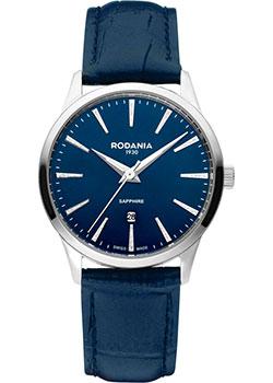 Швейцарские наручные  женские часы Rodania 25165.29. Коллекция Zermatt