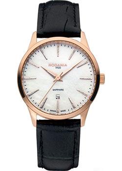 Швейцарские наручные  женские часы Rodania 25165.33. Коллекция Zermatt