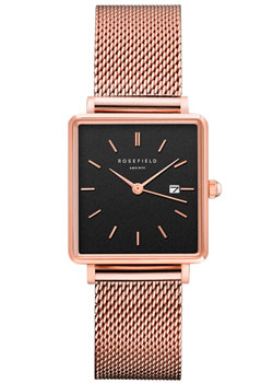 Fashion наручные женские часы Rosefield QBMR-Q05. Коллекция Boxy фото