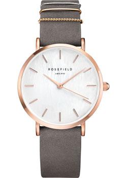 Fashion наручные женские часы Rosefield WEGR-W75. Коллекция West Village фото