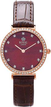 fashion наручные  женские часы Royal London 21212-05. Коллекция Dress
