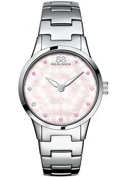 Швейцарские наручные  женские часы Rue du Rhone 88 87WA153203. Коллекция Rive