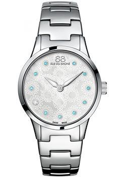 Швейцарские наручные  женские часы Rue du Rhone 88 87WA153210. Коллекция Rive