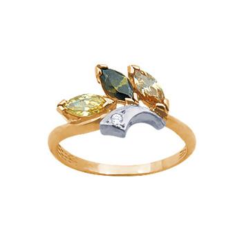Золотое кольцо  02161RS