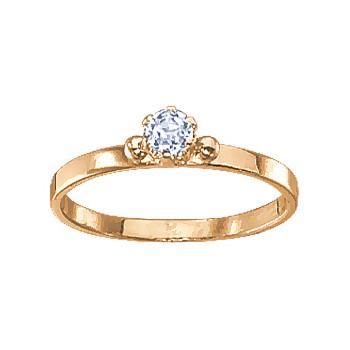 Золотое кольцо  02715RS