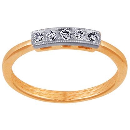 Золотое кольцо  02983RS