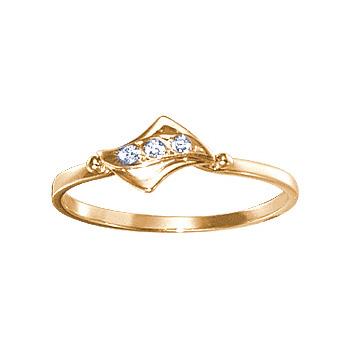 Золотое кольцо  02990RS