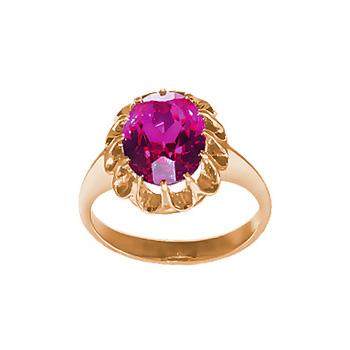 Купить Золотое кольцо 03754RS в интернет магазине ОКЕАН СКИДОК по лучшей цене. Золотое кольцо 03754RS
