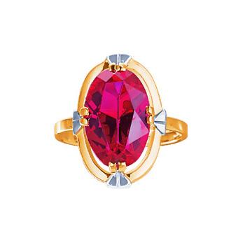 Золотое кольцо  03757RS