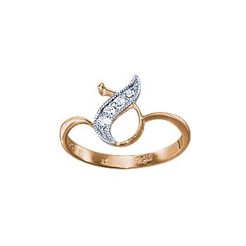 Золотое кольцо  10785RS
