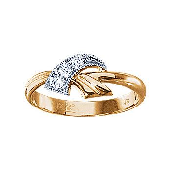 Золотое кольцо  10839RS
