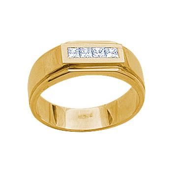 Золотое кольцо 14246RS фото