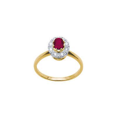 Золотое кольцо  14550RS