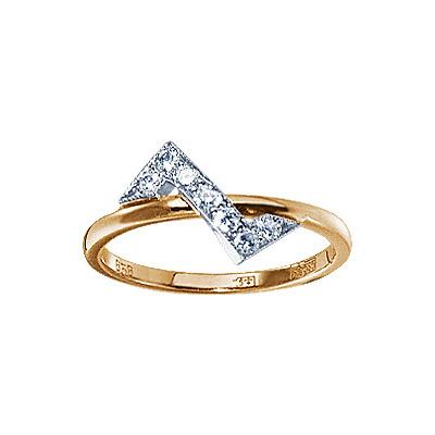 Золотое кольцо  17681RS